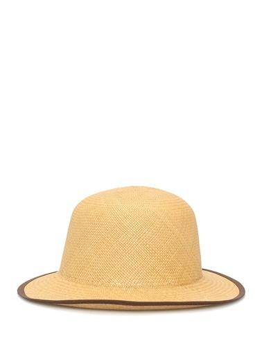 Ecua-Andino Panama Şapka Bej